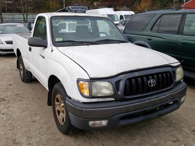 2002 Toyota Tacoma For Sale >> 2002 Toyota Tacoma 2 4l 4 For Sale In Mendon Ma Lot 55332019