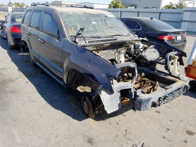 Salvage cars for sale from Copart Bakersfield, CA: 2005 Jeep Grand Cherokee