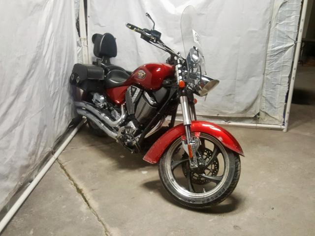 click here to view 2011 VICTORY MOTORCYCLES KINGPIN ST at IBIDSAFELY