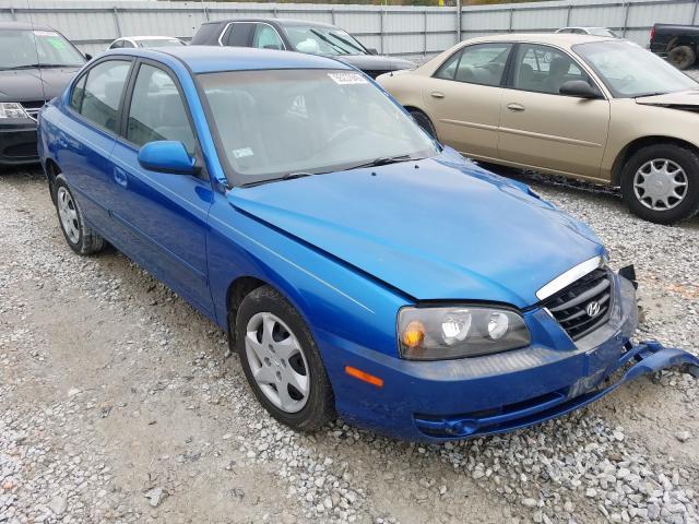 2004 Hyundai Elantra Gl 2.0L