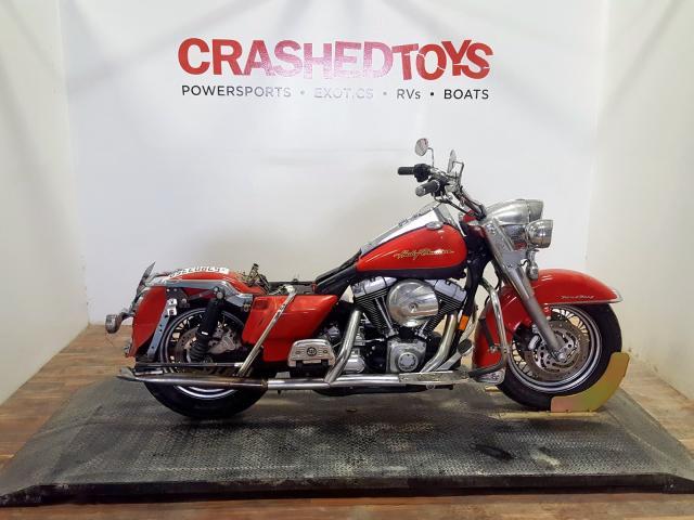 Salvage 2006 Harley-Davidson FLHRCI for sale