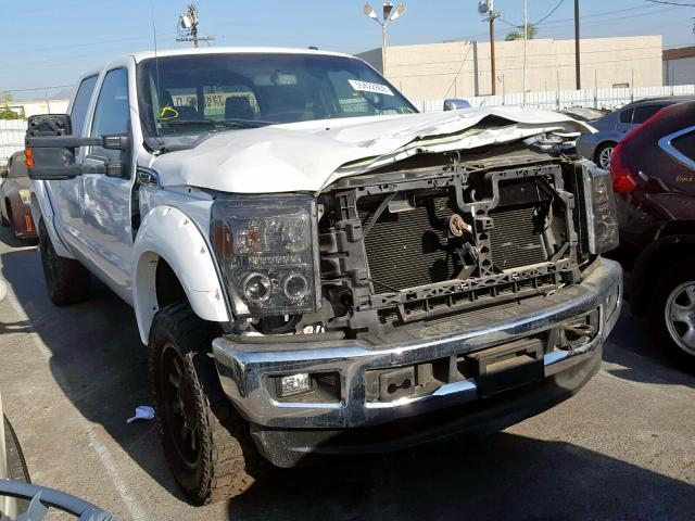 Salvage 2012 Ford F250 SUPER for sale