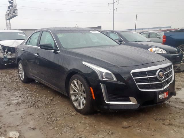 2014 Cadillac Cts 2.0L