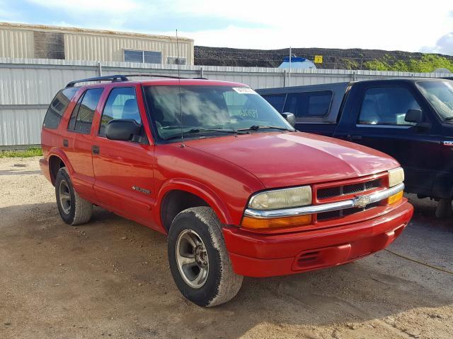 2003 Chevrolet Blazer 4.3L