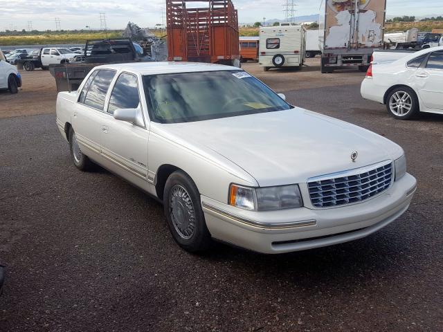 1999 Cadillac Deville De 4.6L