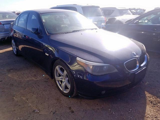 Salvage 2006 BMW 550 I for sale