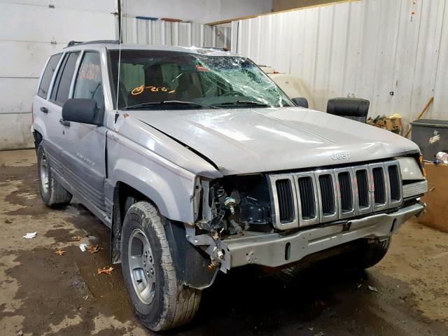 1997 Jeep Grand Cher 4.0L