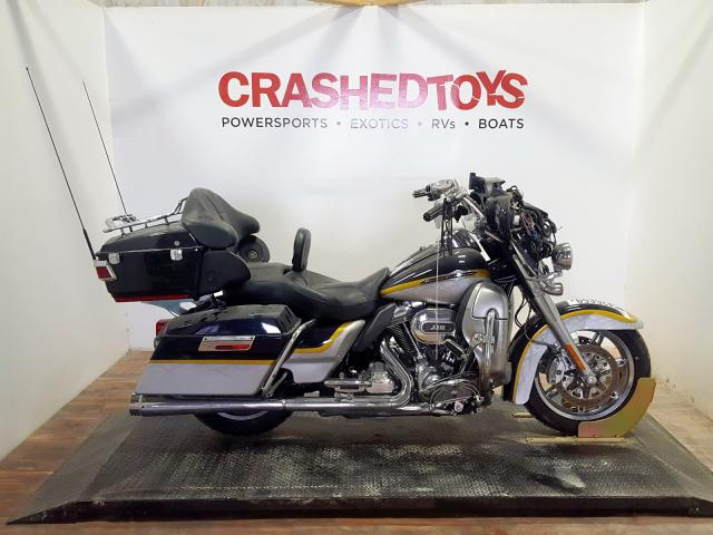 Salvage 2012 Harley-Davidson FLHTCUSE7 for sale