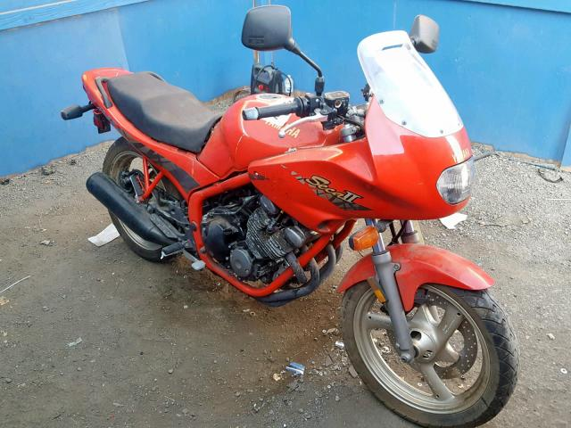 click here to view 1996 YAMAHA XJ600 S at IBIDSAFELY