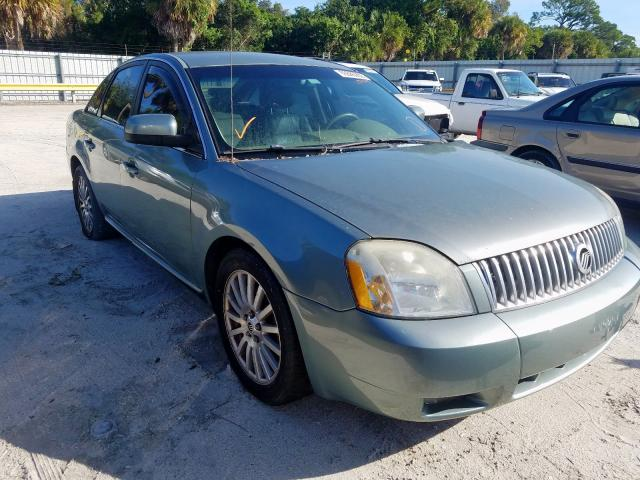 click here to view 2007 MERCURY MONTEGO PR at IBIDSAFELY