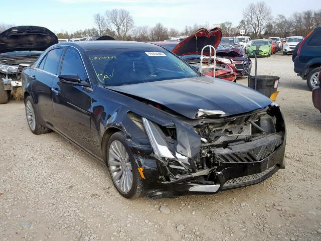 2014 Cadillac Cts Luxury 2.0L