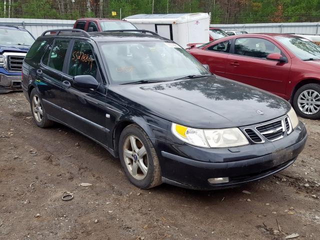 Salvage 2002 Saab 9-5 ARC for sale