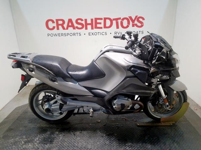 Salvage 2012 BMW R1200 RT for sale