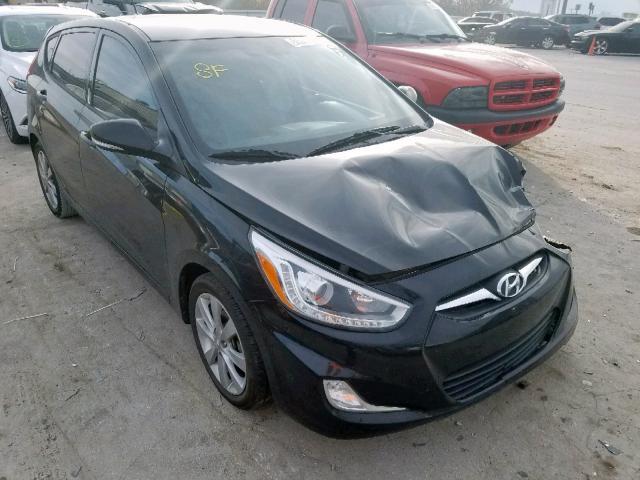 2014 Hyundai Accent Gls 1.6L