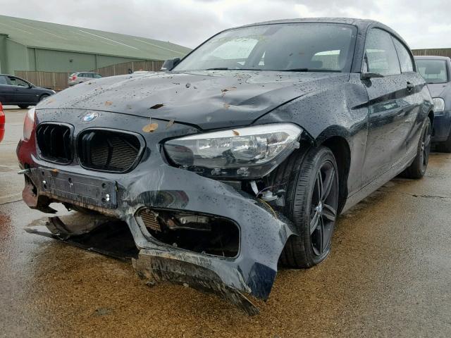 BMW 116D SPORT - 2017 rok