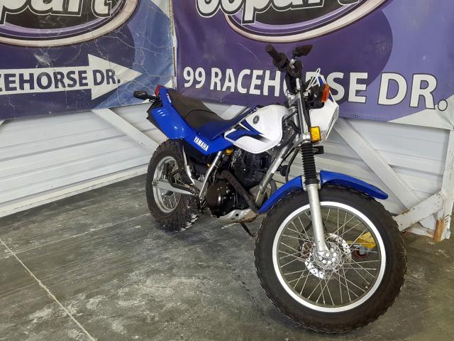 2007 Yamaha TW200 for sale in Alorton, IL