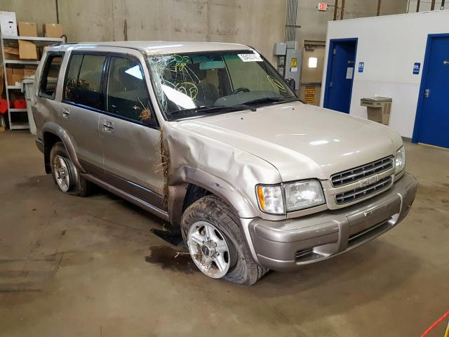 click here to view 2002 ISUZU TROOPER S at IBIDSAFELY