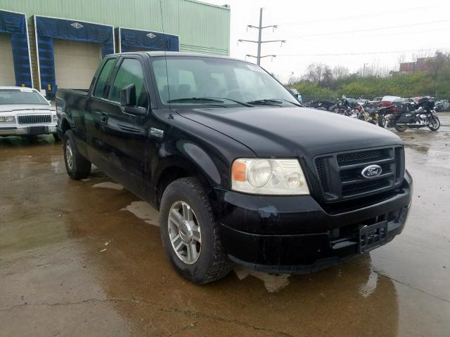 Salvage 2004 Ford F150 for sale
