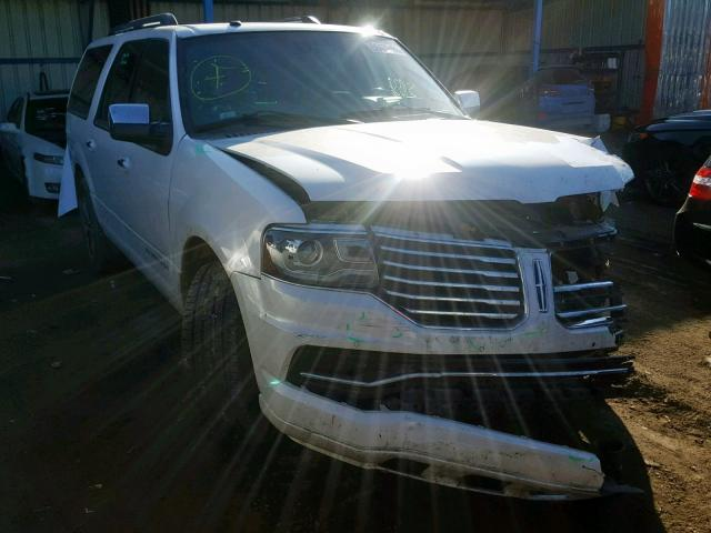 Lincoln salvage cars for sale: 2016 Lincoln Navigator