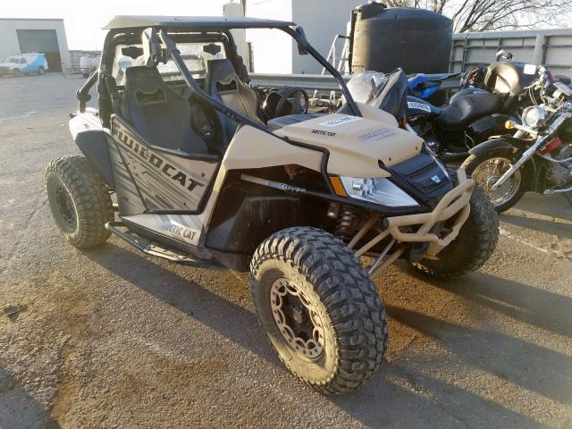 click here to view 2016 ARCTIC CAT WILD CAT at IBIDSAFELY