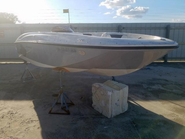Bayliner salvage cars for sale: 2018 Bayliner Boat