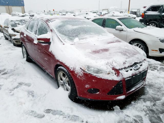 2013 Ford Focus SE en venta en Woodhaven, MI