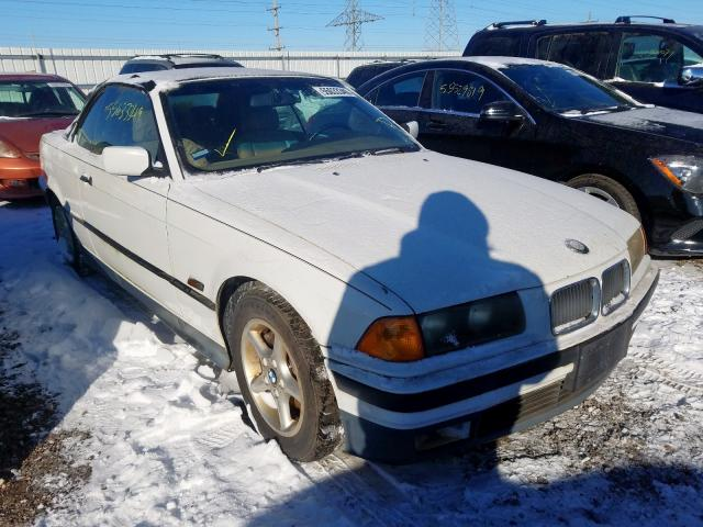 Salvage 1995 BMW 325 IC AUT for sale
