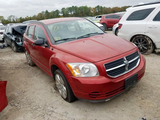 2007 DODGE CALIBER SX - Other View