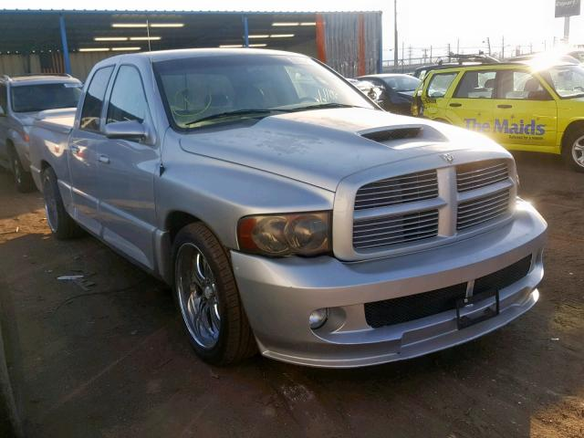 click here to view 2005 DODGE RAM SRT10 at IBIDSAFELY