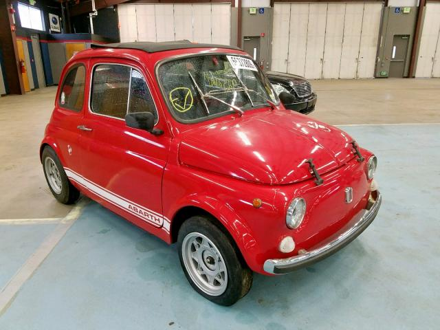 click here to view 1970 FIAT 500 at IBIDSAFELY