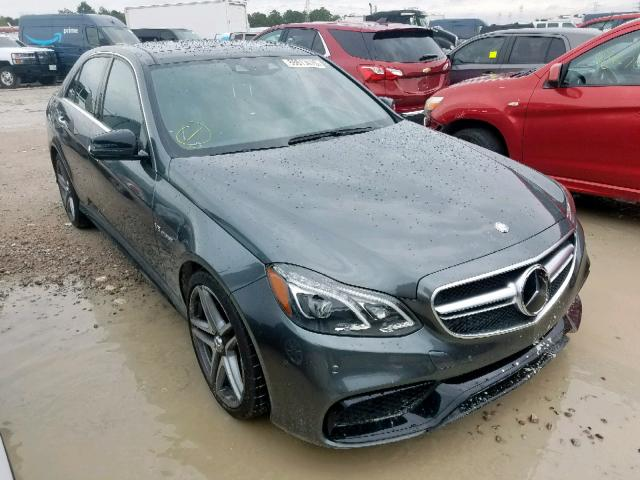 Salvage 2014 Mercedes-Benz E 63 AMG for sale