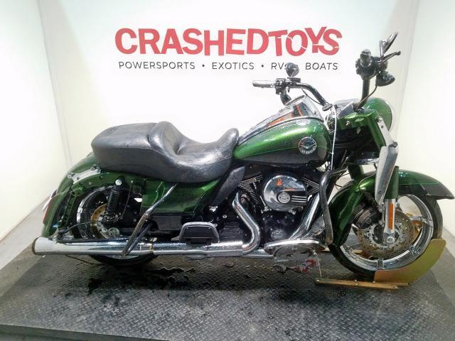 Salvage 2014 Harley-Davidson FLHRSE4 CV for sale
