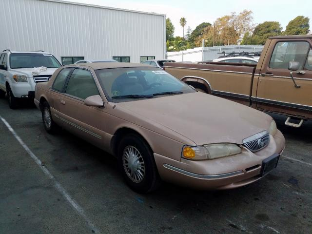 1996 mercury cougar xr7 photos ca vallejo salvage car auction on fri nov 22 2019 copart usa 1996 mercury cougar xr7 photos ca