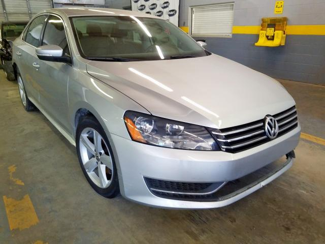 click here to view 2014 VOLKSWAGEN PASSAT SE at IBIDSAFELY