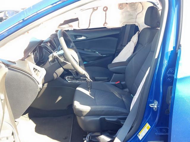 2019 Chevrolet  | Vin: 1G1BE5SM9K7122026