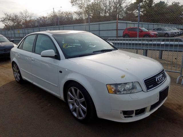 2004 Audi A4 1.8T Qu 1.8L