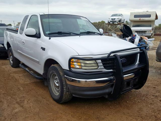 2002 Ford F150 For Sale >> 2002 Ford F150 For Sale At Copart San Antonio Tx Lot 55374209 Salvagereseller Com