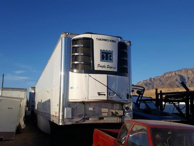Vanguard Vehiculos salvage en venta: 2018 Vanguard 53' Reefer