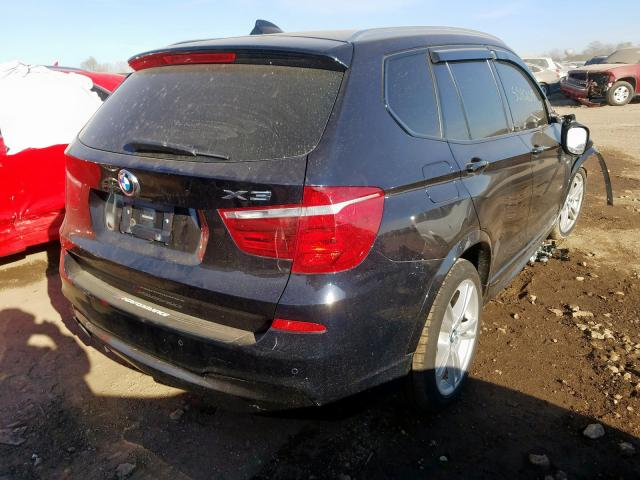 2014 BMW X3 XDRIVE35I 5UXWX7C58E0E76057