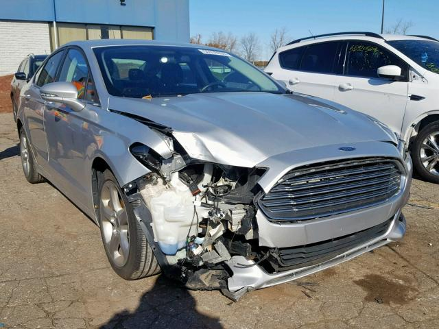 2016 Ford Fusion SE for sale in Woodhaven, MI