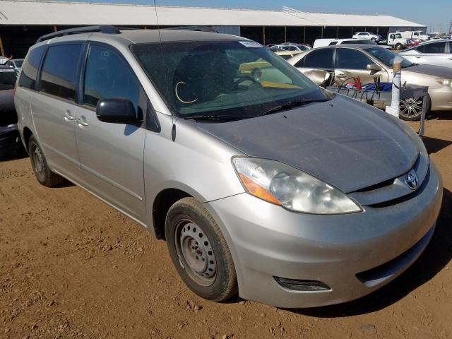 click here to view 2009 TOYOTA SIENNA CE at IBIDSAFELY