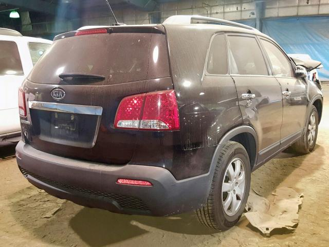 цена в сша 2012 Kia Sorento Ba 3.5L 5XYKT4A2XCG242459