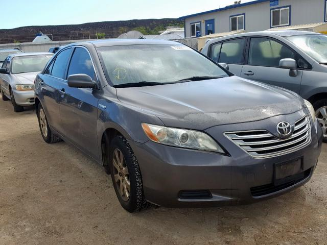 click here to view 2009 TOYOTA CAMRY HYBR at IBIDSAFELY