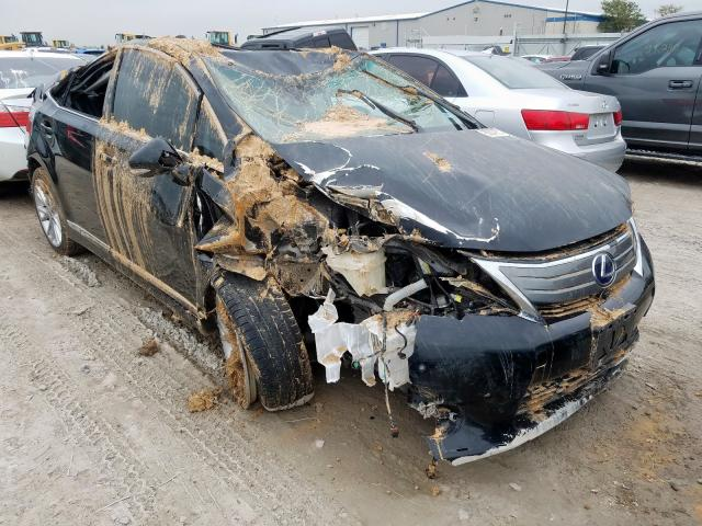 Lexus HS 250H salvage cars for sale: 2010 Lexus HS 250H