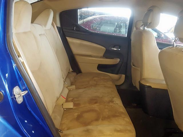 1C3CDZAGXCN322044 - 2012 Dodge Avenger Se 3.6L detail view