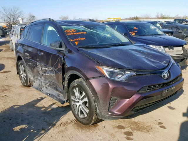 2016 Toyota Rav4 LE for sale in Kansas City, KS
