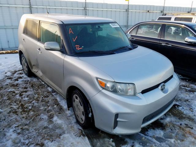 Scion Scion salvage cars for sale: 2012 Scion Scion