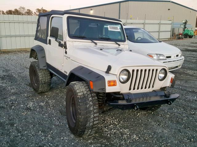 Jeep Wrangler For Sale In Sc >> 2001 Jeep Wrangler Tj Sahara For Sale Sc Spartanburg
