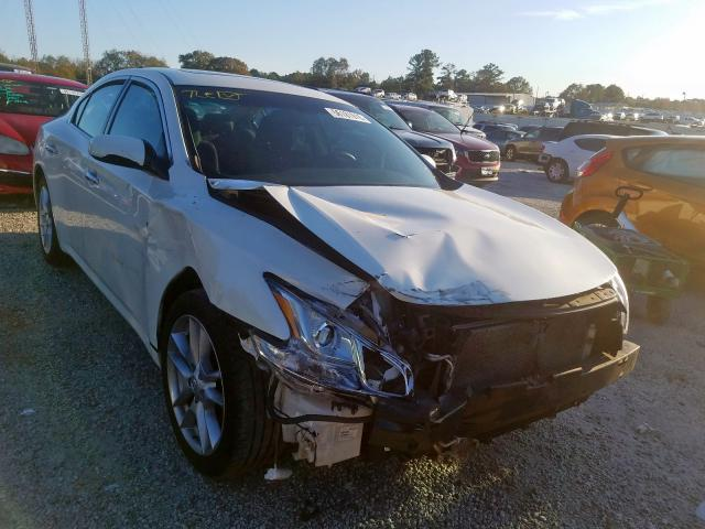 Salvage cars for sale from Copart Loganville, GA: 2014 Nissan Maxima S