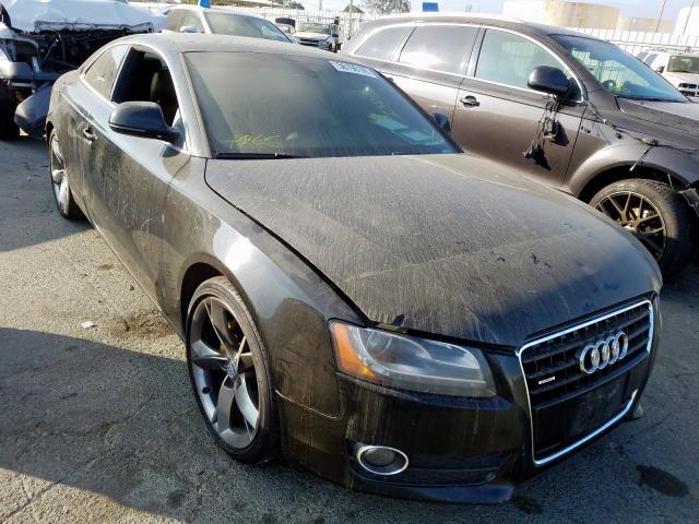 Salvage 2008 Audi A5 QUATTRO for sale